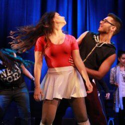 מתוך קורס מחזמר בבימת הנוער הסטודיו למשחק לילדים - לנוער