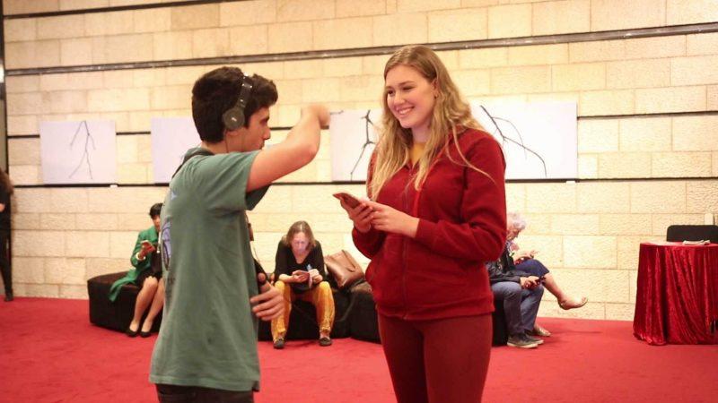 בימת הנוער כפר סבא חוג - תיאטרון - לילדים - לנוער בפסטיבל ישראל