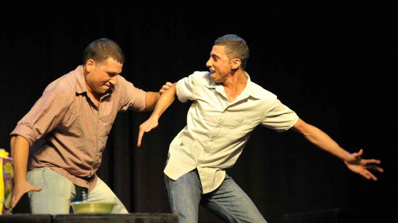 הצגה במסגרת בית ספר למשחק לילדים - לנוער בימת הנוער כפר סבא