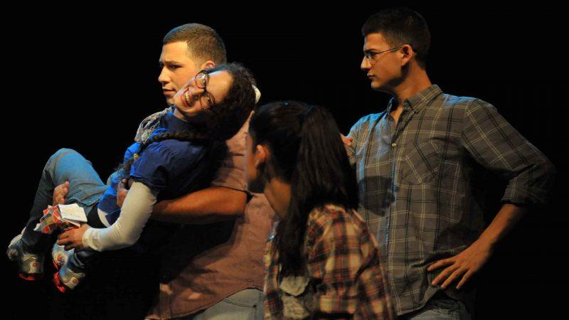 הצגה במסגרת חוג דרמה לילדים לנוער - בימת הנוער כפר סבא