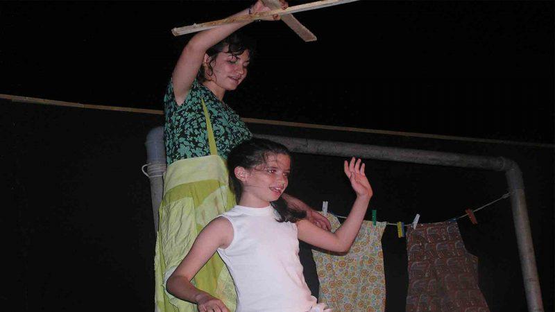 הצגה במסגרת קורס משחק לילדים ו לנוער