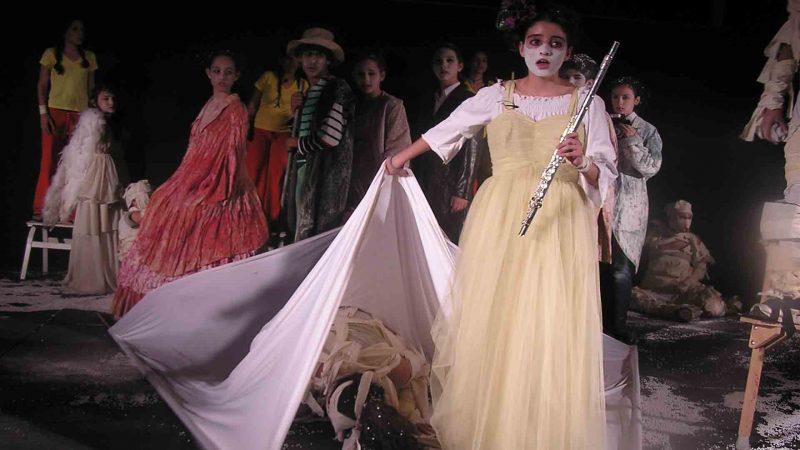שחקנים סדנת תיאטרון לילדים - לנוער